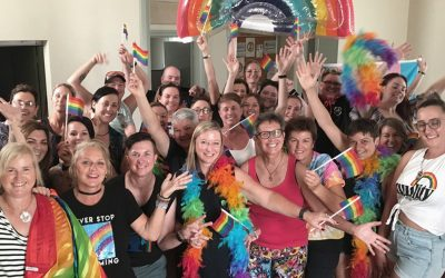LOTL features Newcastle Pride Festival !