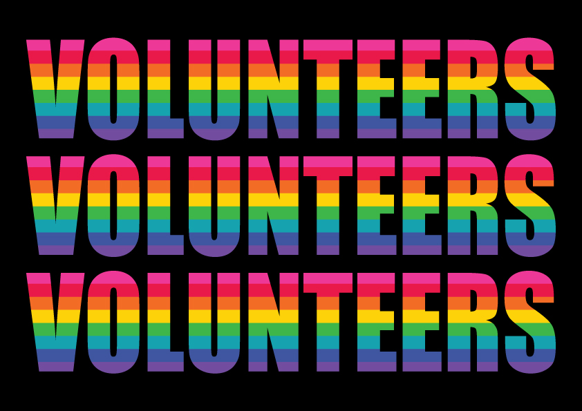 NEWCASTLE PRIDE FESTIVAL VOLUNTEERS WANTED