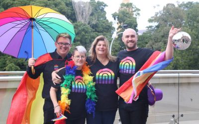 Excitement building for second annual Newcastle Pride Festival