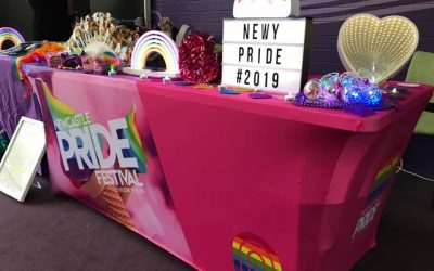 NEWCASTLE PRIDE SUPPORTS GENDER DIVERSITY IN NEWCASTLE