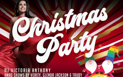 NP XMAS PARTY | NOV 22 UPSTAIRS @ THE EXCHANGE