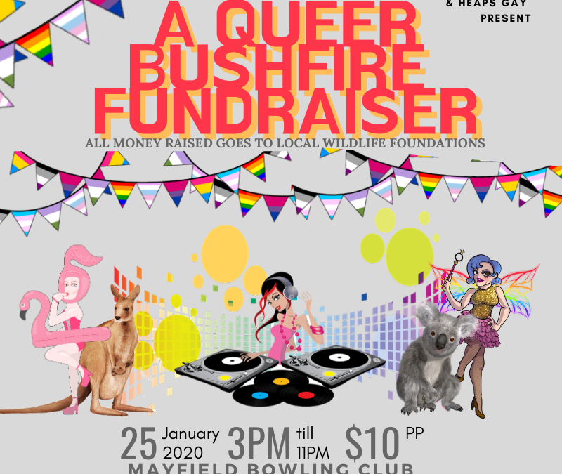 A Queer Bushfire Fundraiser