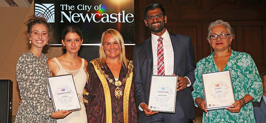 Newcastle Pride Nominated As Community Group of the Year 2020