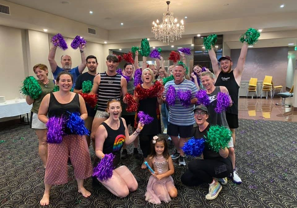 Newcastle Pride Featured on ABC News Breakfast