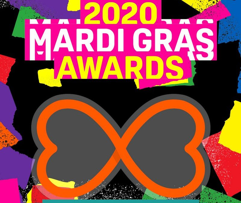 NP proud to have been nominated for Best Float Design 2020 Mardi Gras
