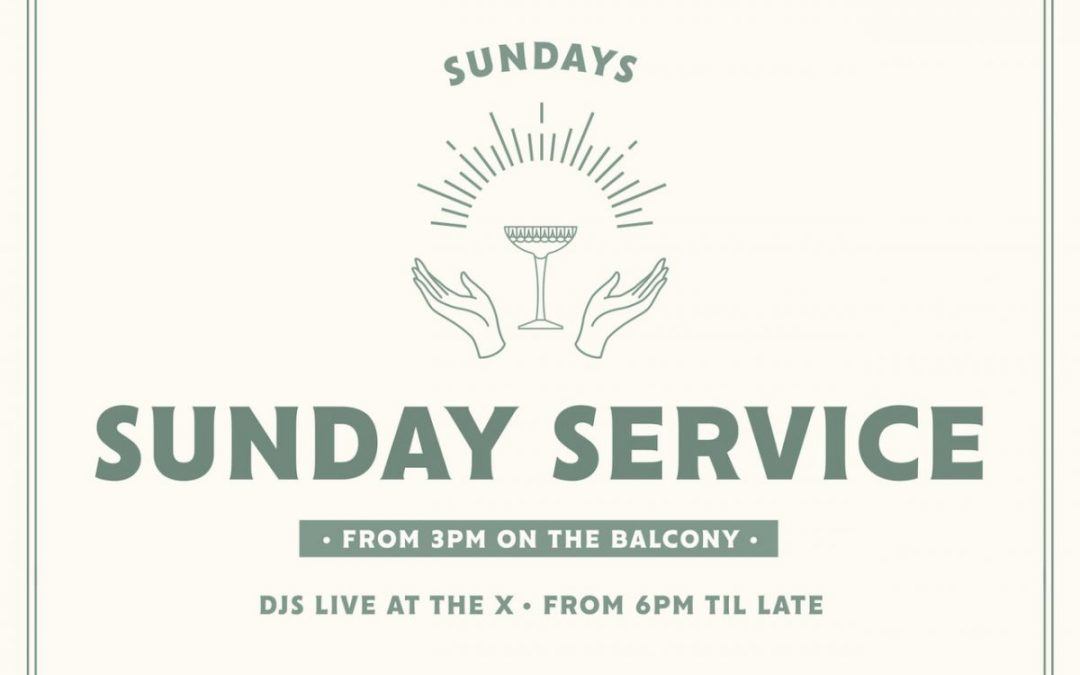 Sunday Service (all inclusive event)