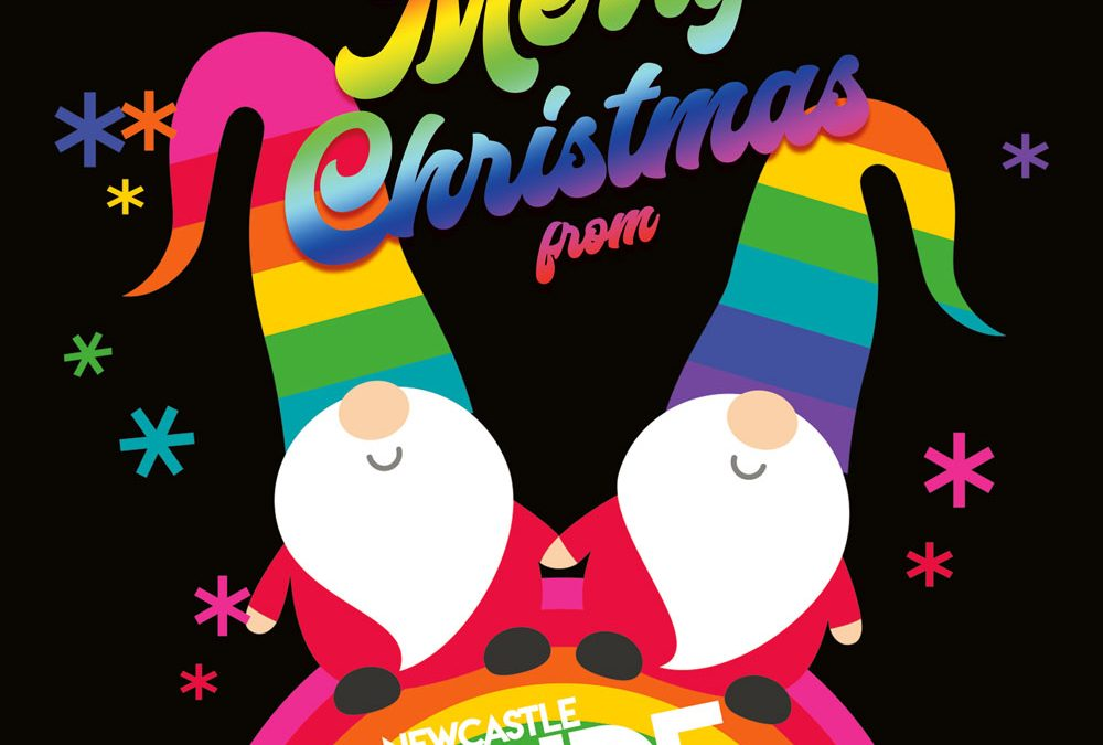 MERRY CHRISTMAS FROM NEWCASTLE PRIDE