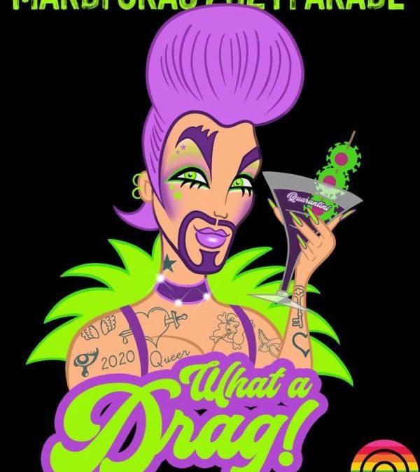 "Mardi Gras 2021 Parade: ""2020 Was Such a Drag Darl…"""