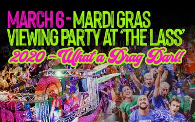 Mardi Gras 2021: Newcastle Viewing Party