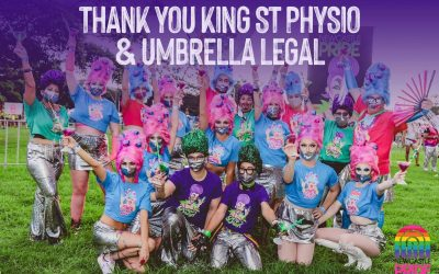 THANKYOU KING ST PHYSIO & UMBRELLA LEGAL – NP 2021 MARDI GRAS SPONSORS
